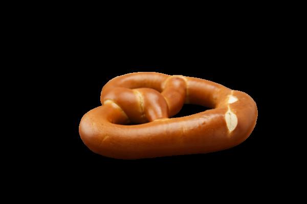 Simple salt pretzel